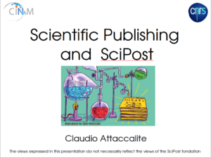 Open Access journals and SciPost